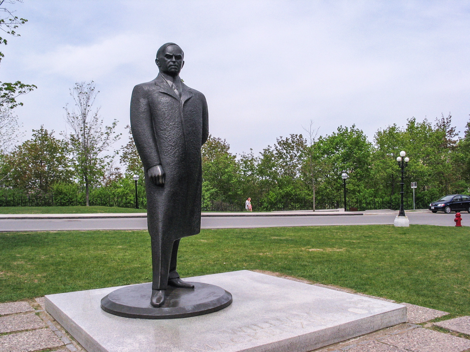 """William Lyon Mackenzie King"""