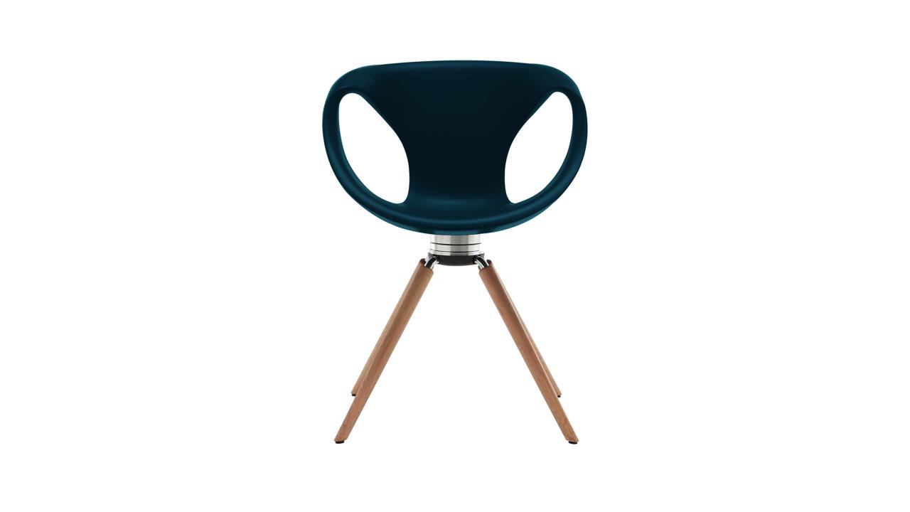 Up Chair mit drehbarem Fuss