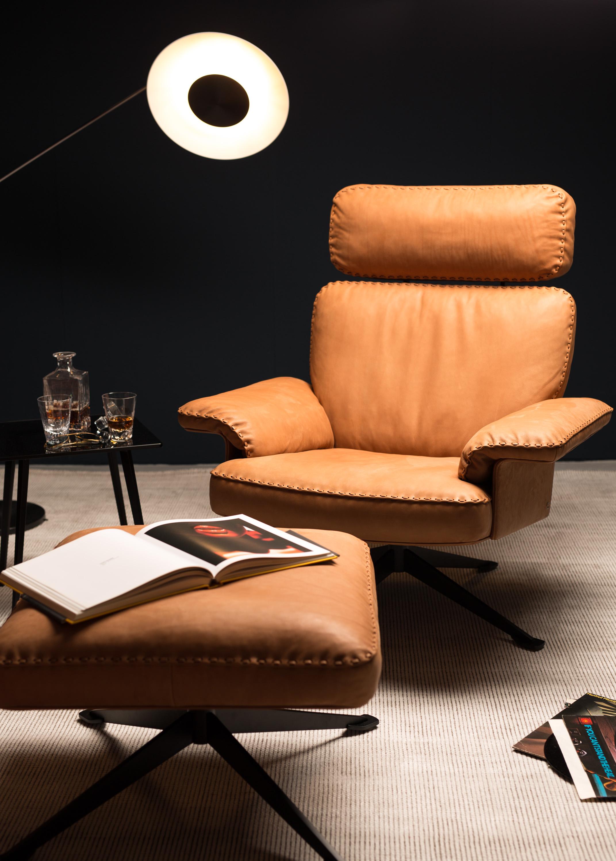 de Sede DS-31Ein Klassiker neu gedacht - Die DS-31 Modellserie gehört zu den Klassikern der de Sede Manufaktur. Hier vereinen sich Design, Handwerkskunst und Lederexpertise zu einem zeitlos schönen Polstermodell.