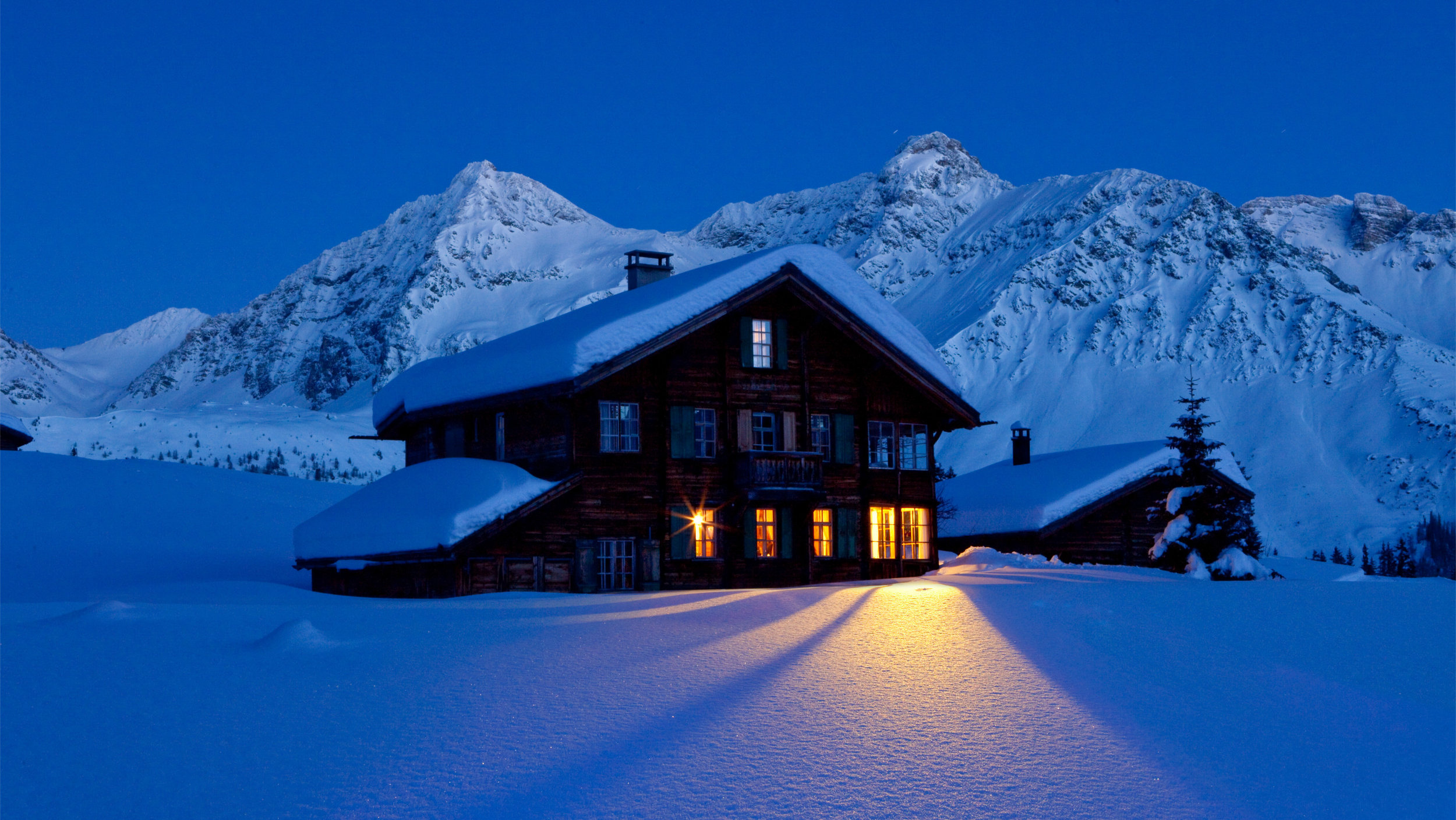 Winterzeit bei der WohnhilfeWinter time at Wohnhilfe -
