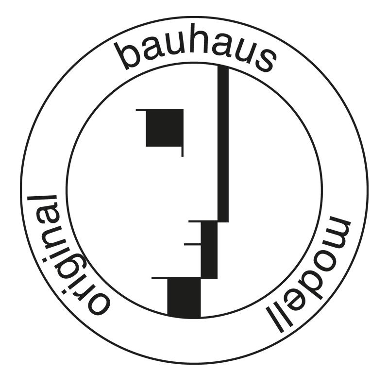 Bauhaus Signet, 1922 Oskar Schlemmer