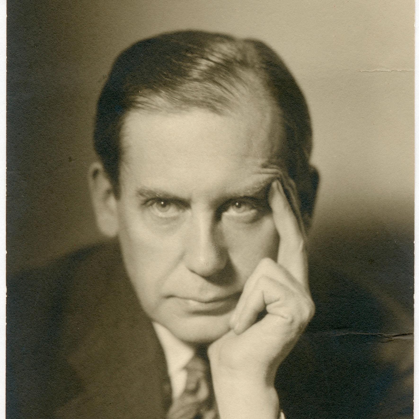 Walter Gropius - 1883 - 1969Architekt und Gründer des Bauhausesarchitect and Bauhaus founder
