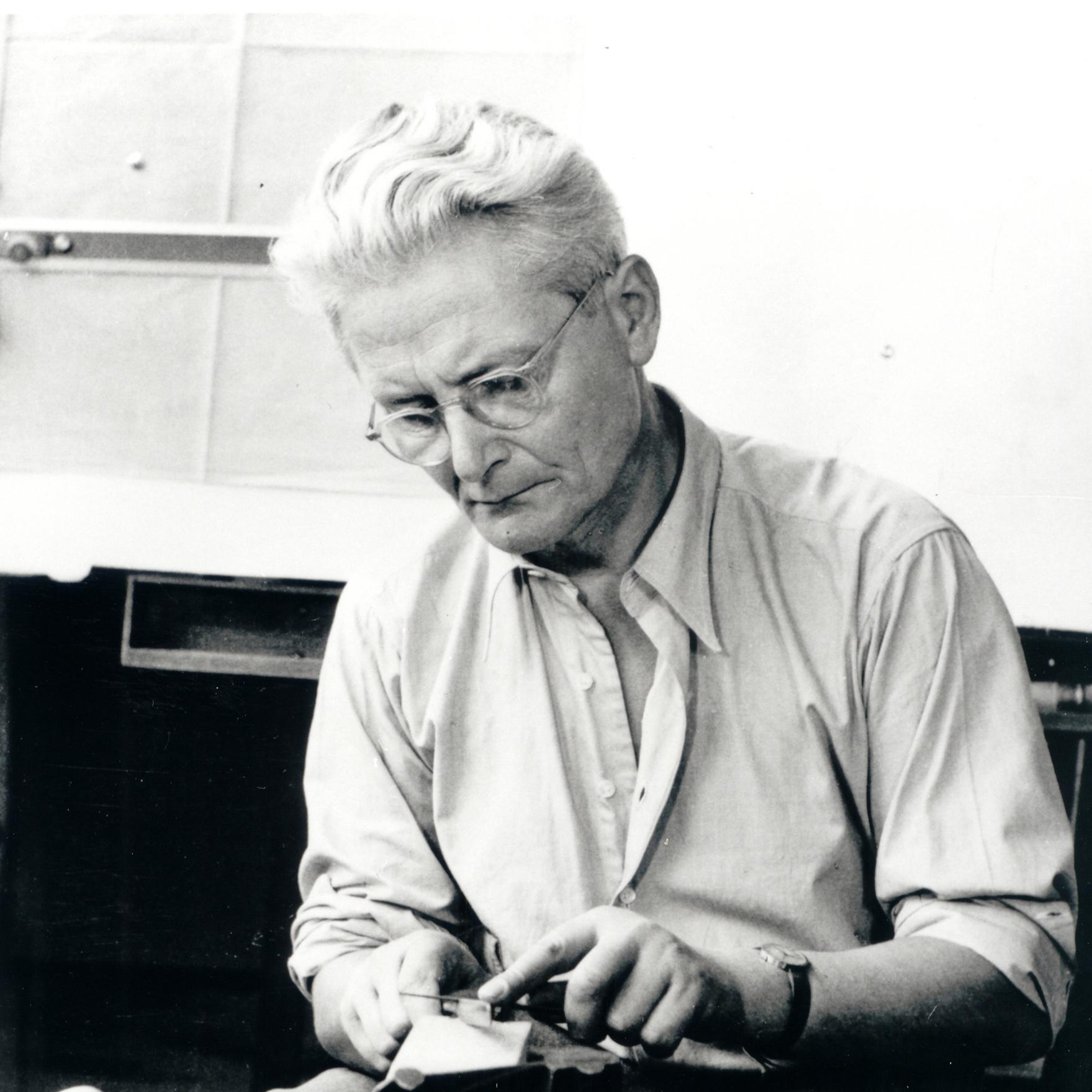 Wilhelm Wagenfeld - 1900 - 1990Produktdesignerindustrial designer