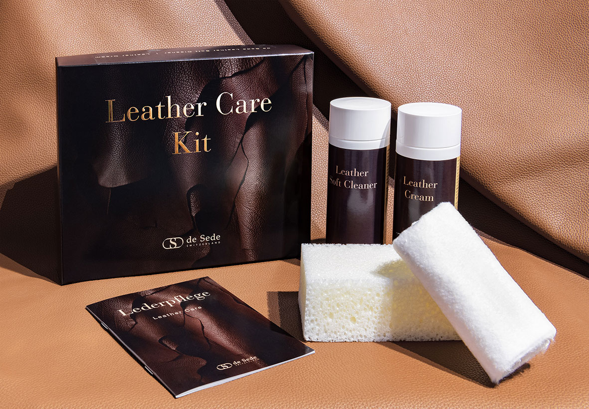 de SedeLeather Care Set - CHF 65.00