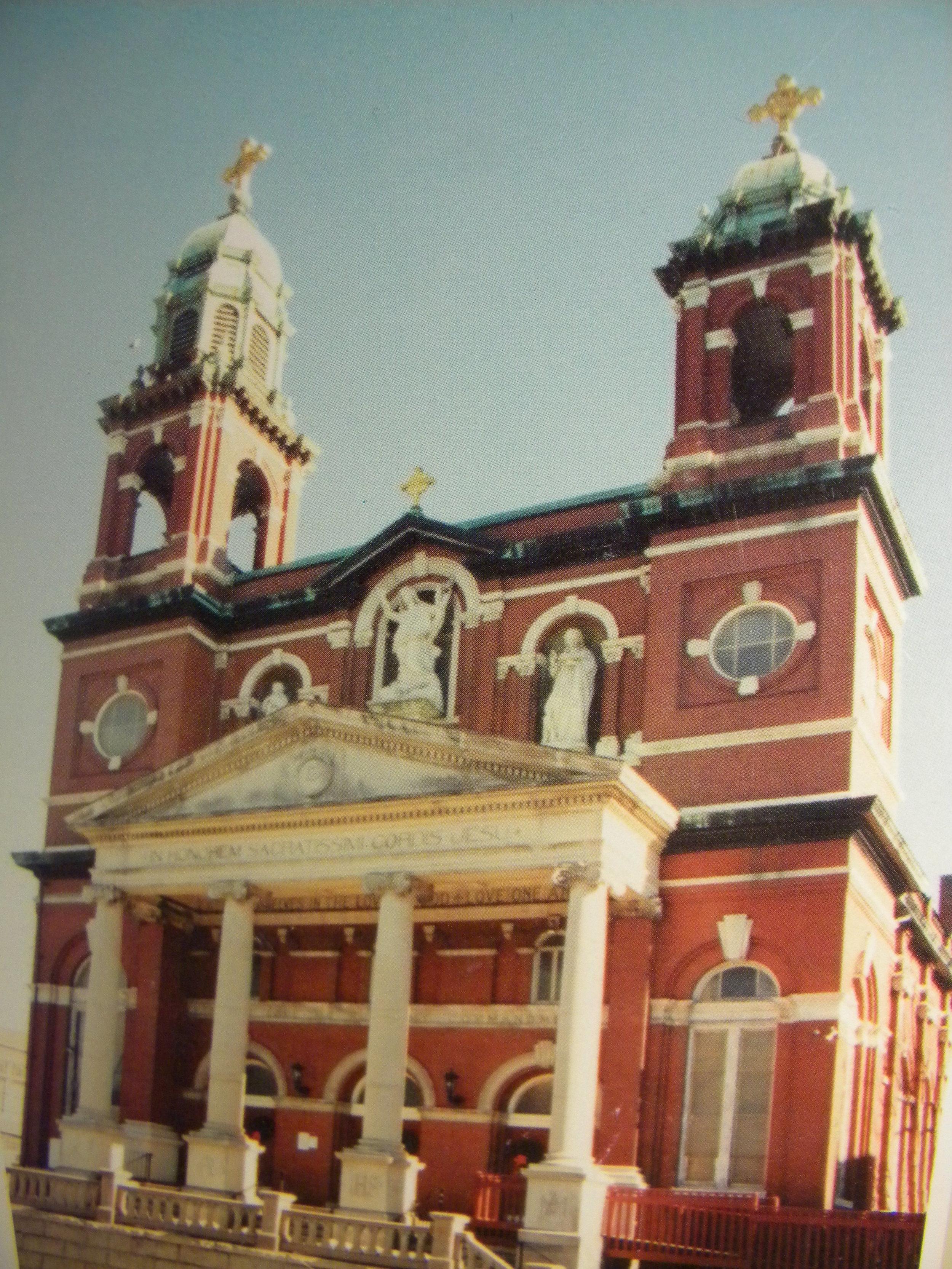 Sacred Heart&St. Dominics-Mellen St DSCN2136.JPG