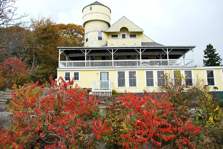 Maine Fifth Regiment Museum, Peaks Island