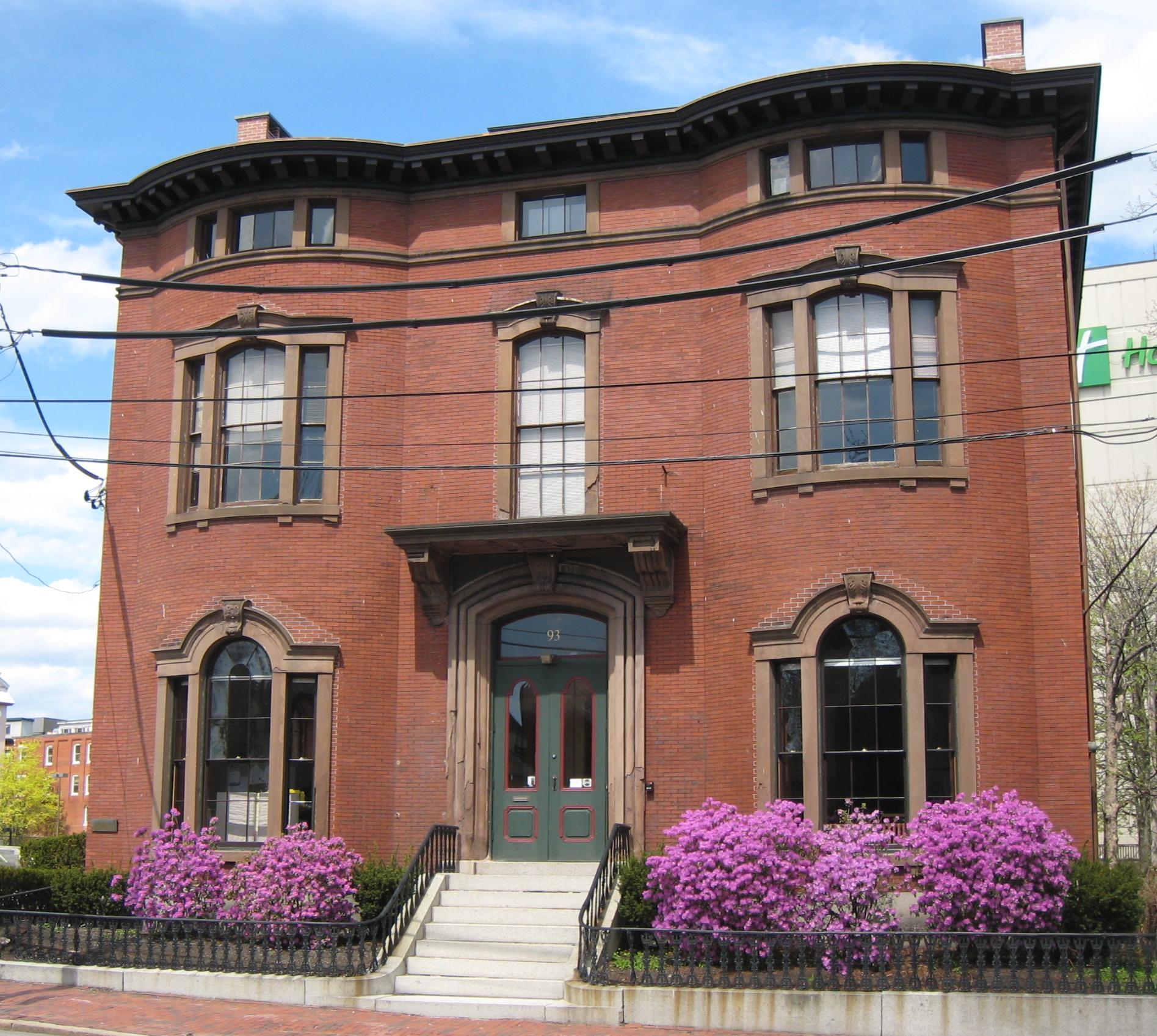 Safford House, Landmarks Headquarters.JPG