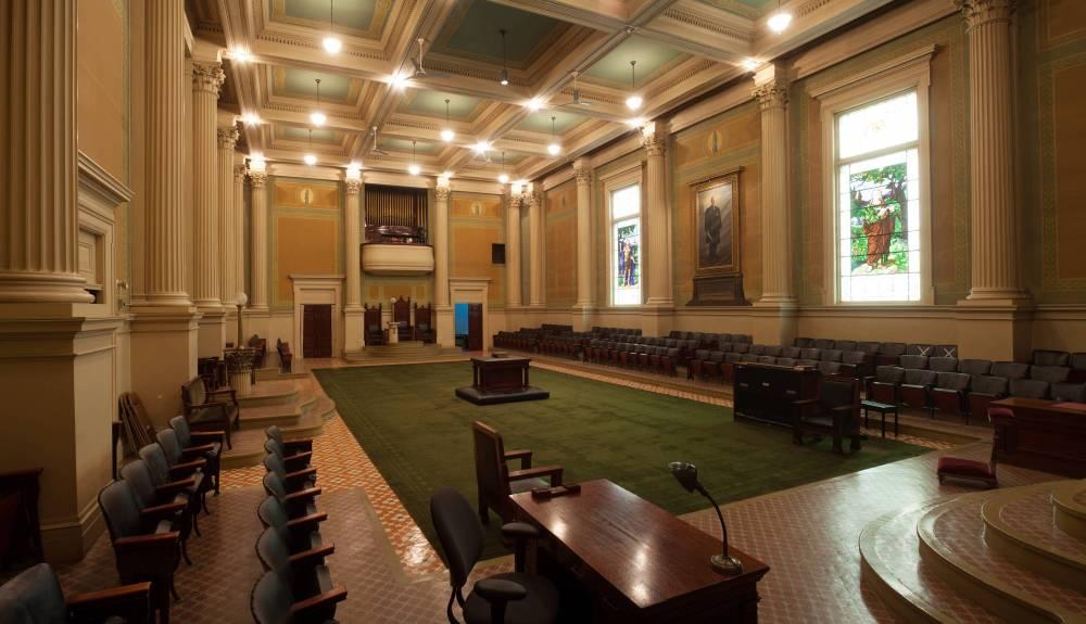 Port 415 Cong Corrinthian Hall 2012-sm.jpg