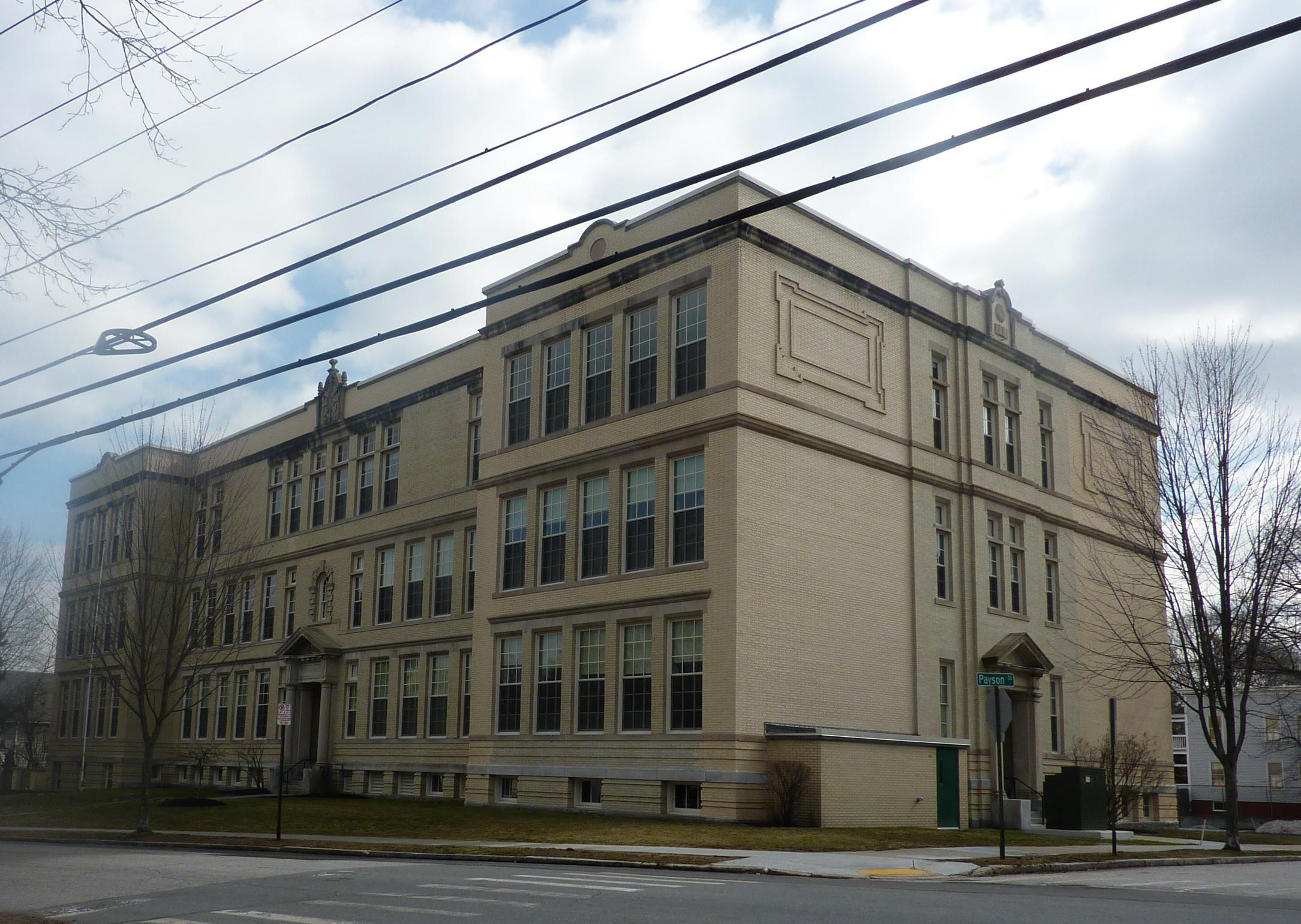 Nathan Clifford School