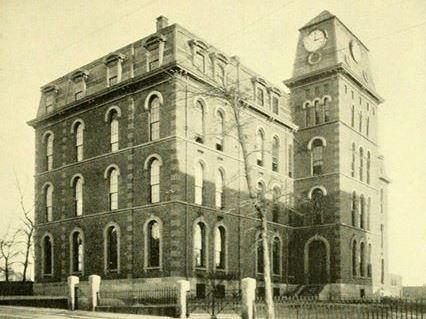 North School,  Portland Past and Present