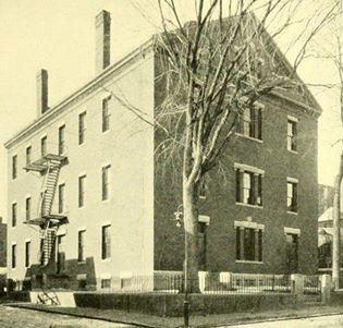 Staples School, Portland Past and Present