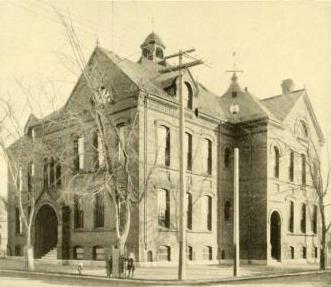McLellan School,  Portland Past and Present