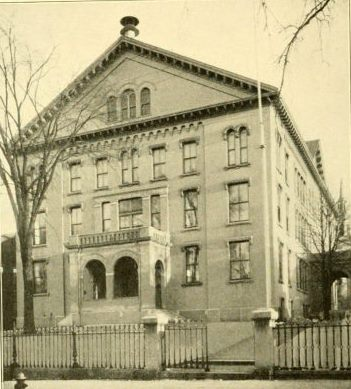 Portland High School,  Portland Past and Present