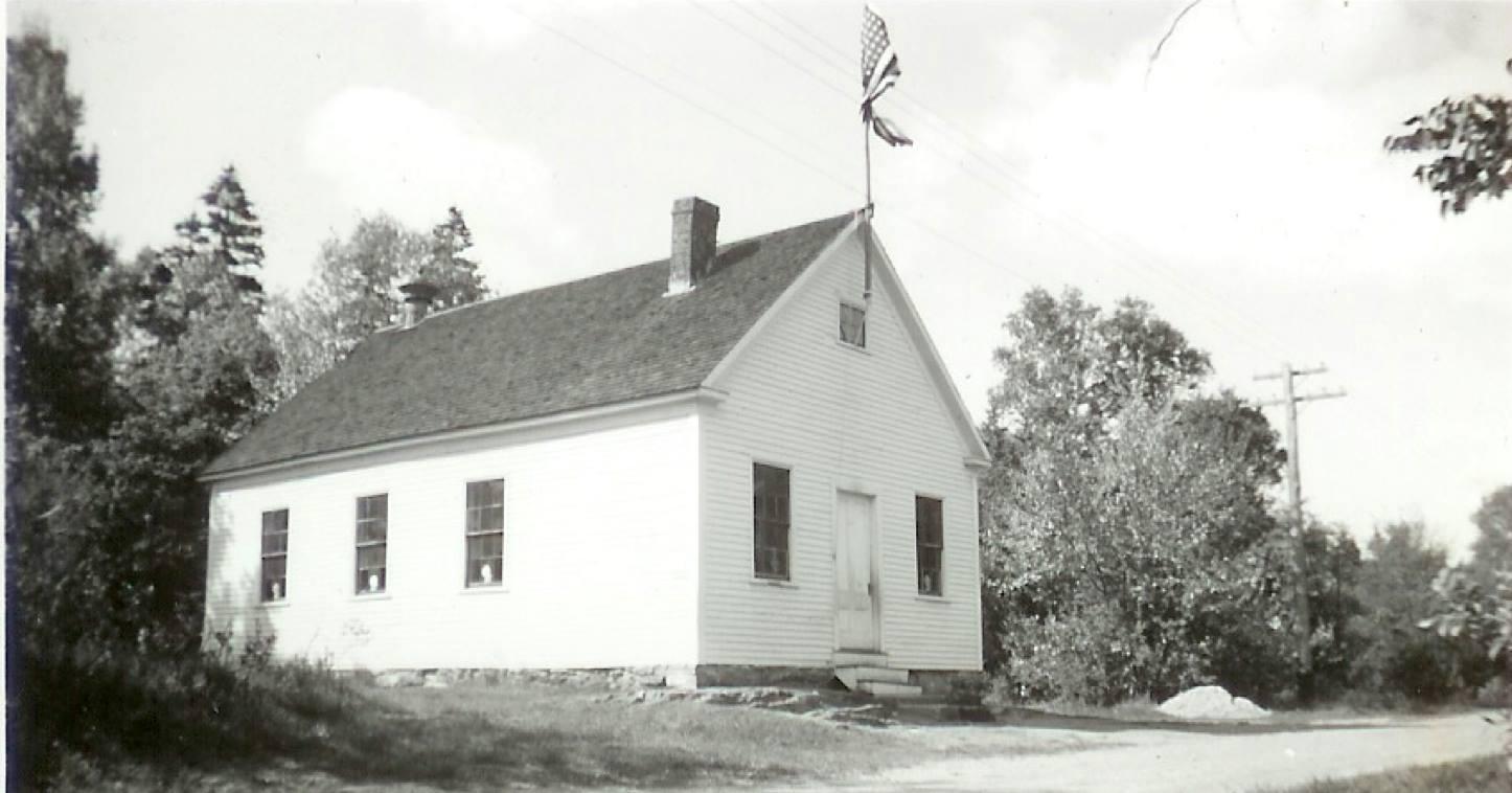 School,  Cliff Island Historical Society