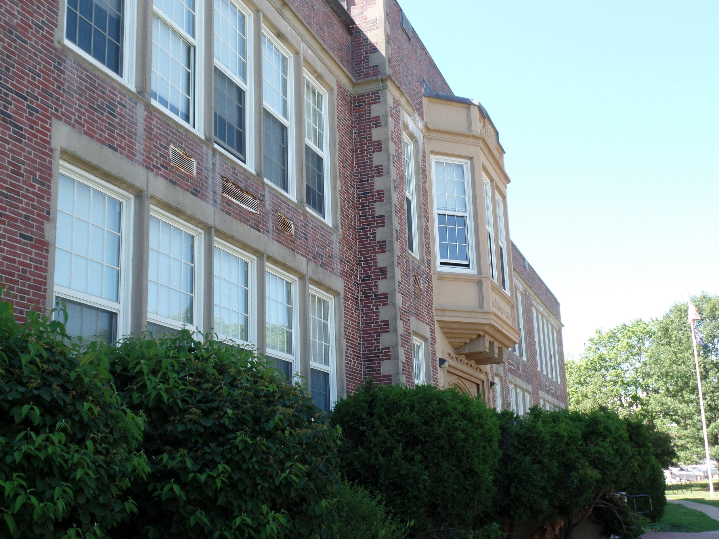 Longfellow School on Stevens Avenue, Portland