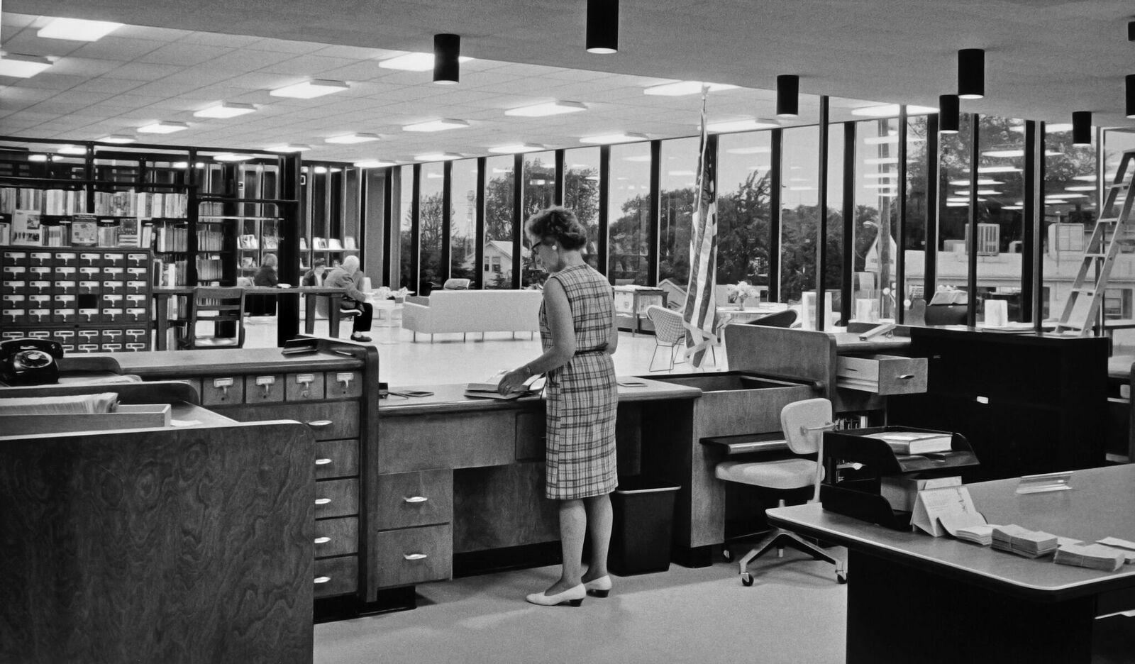 SouthPortland_Broadway_482_PublicLibary_1960s_Circulation_Desk_CHRISTOPHER_GRASSE.jpg