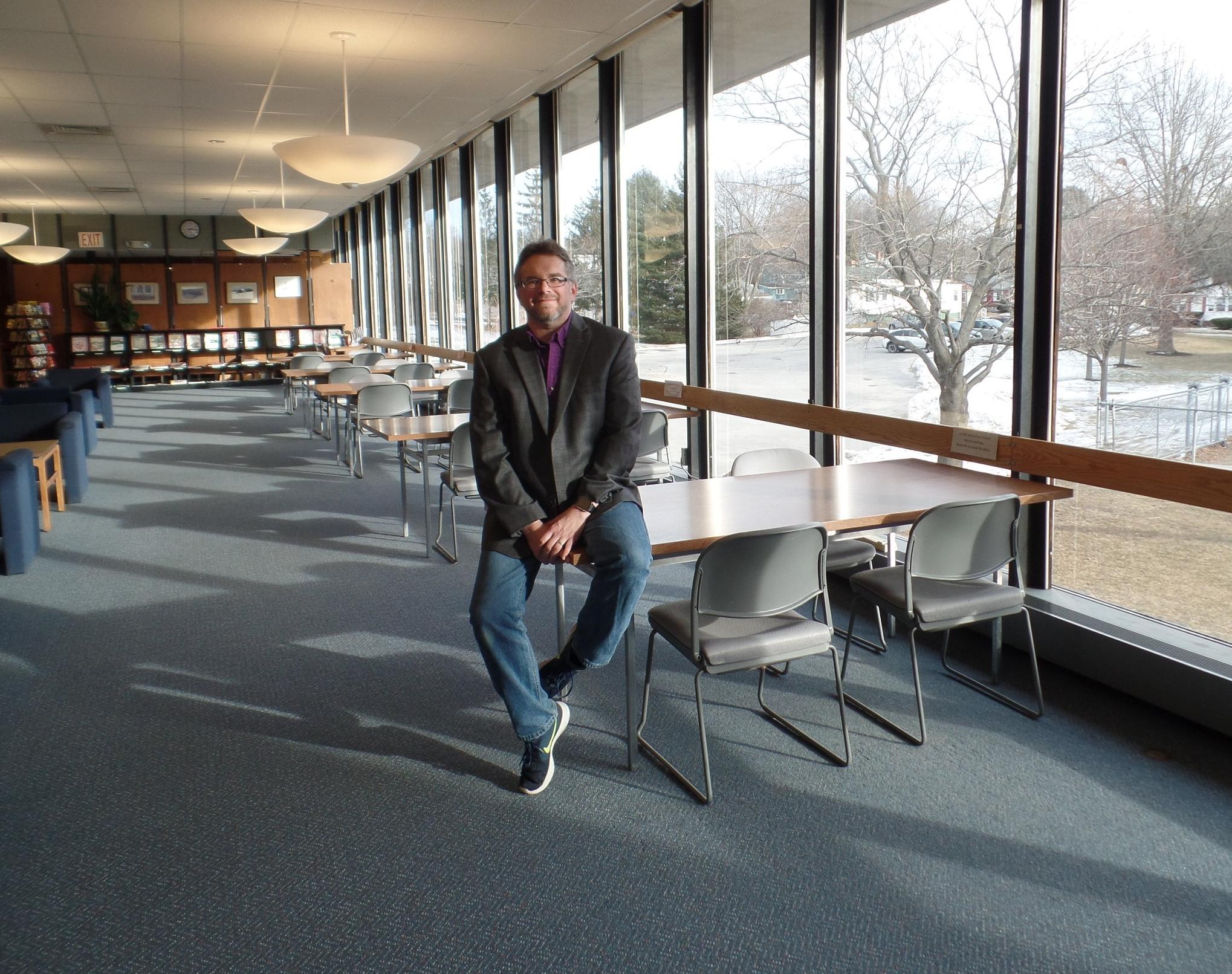 Kevin Davis, Executive Director