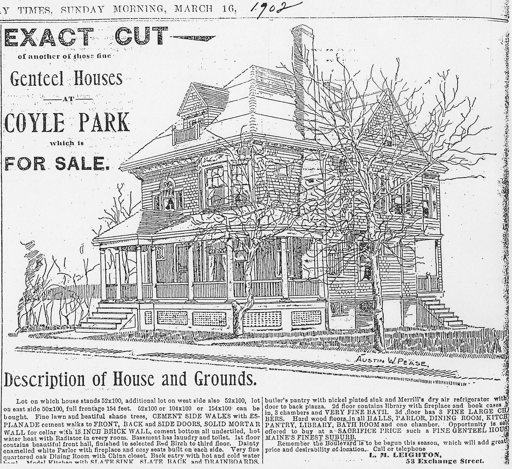 Portland Sunday Times, Sunday Morning, March 16, 1902