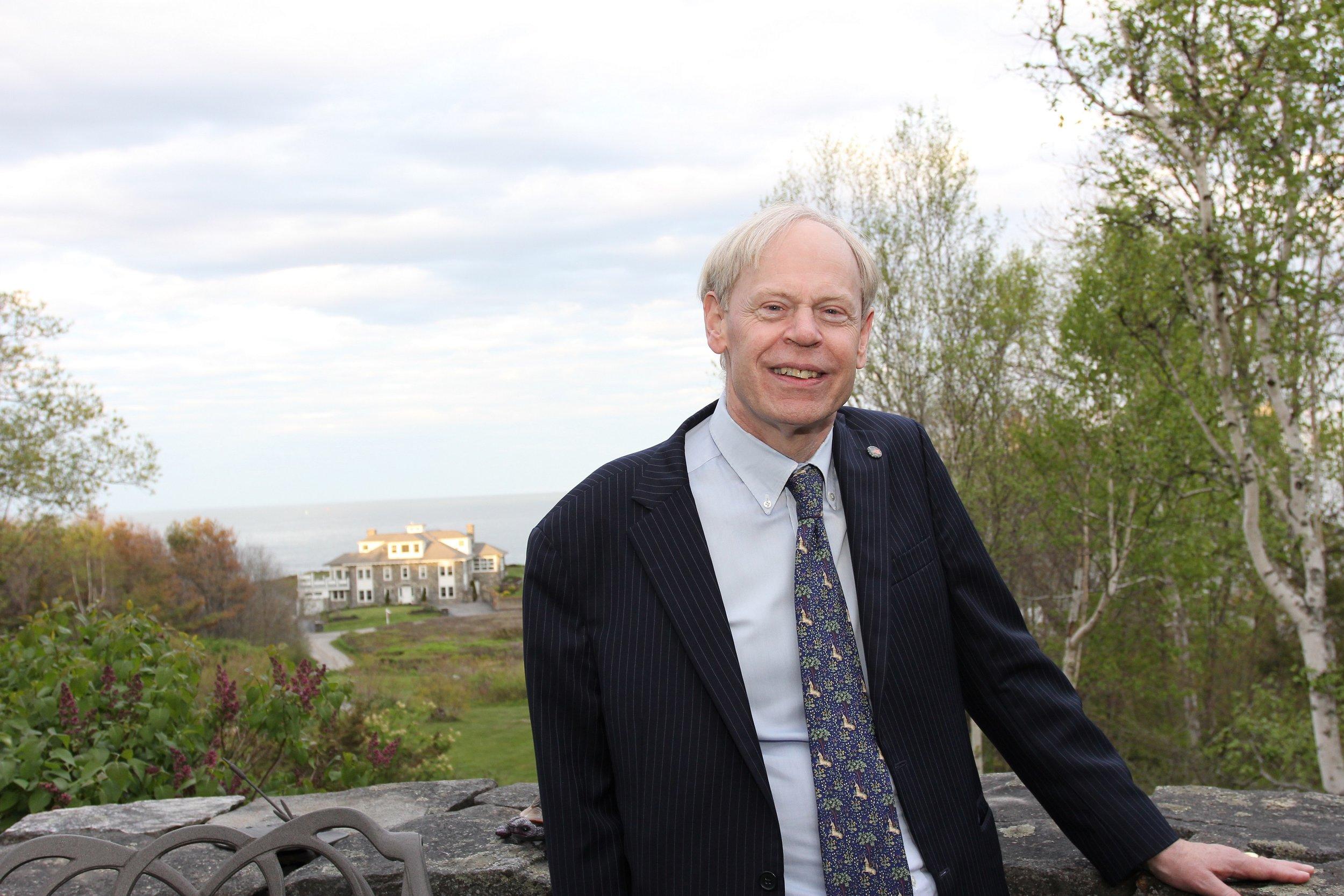 Earle Shettleworth at Delano Park 2013.jpg