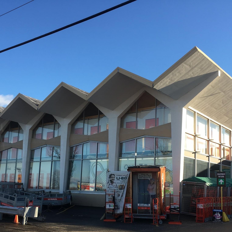 Portland Motor Sales Building -