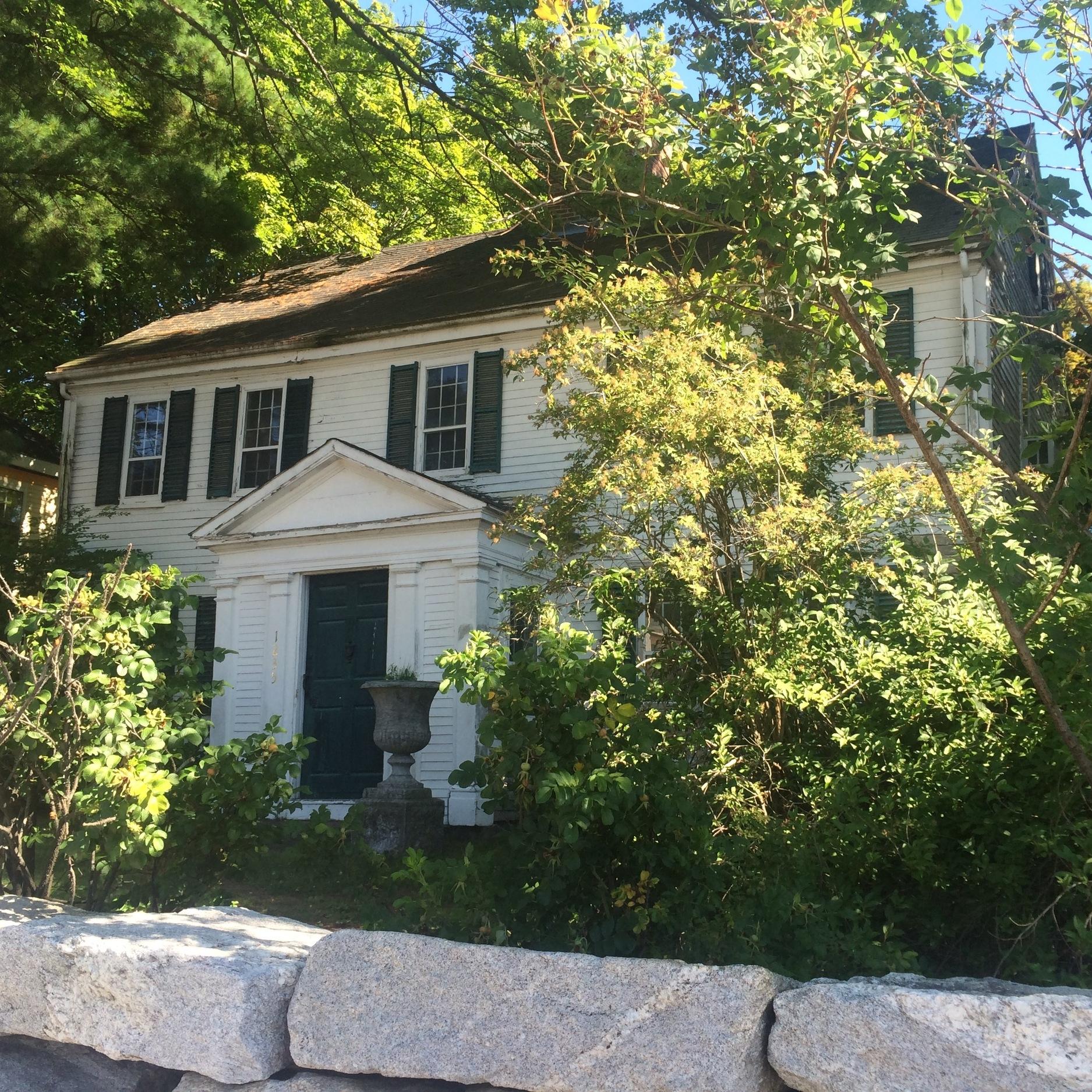 DEACON JOHN BAILEY HOUSE -