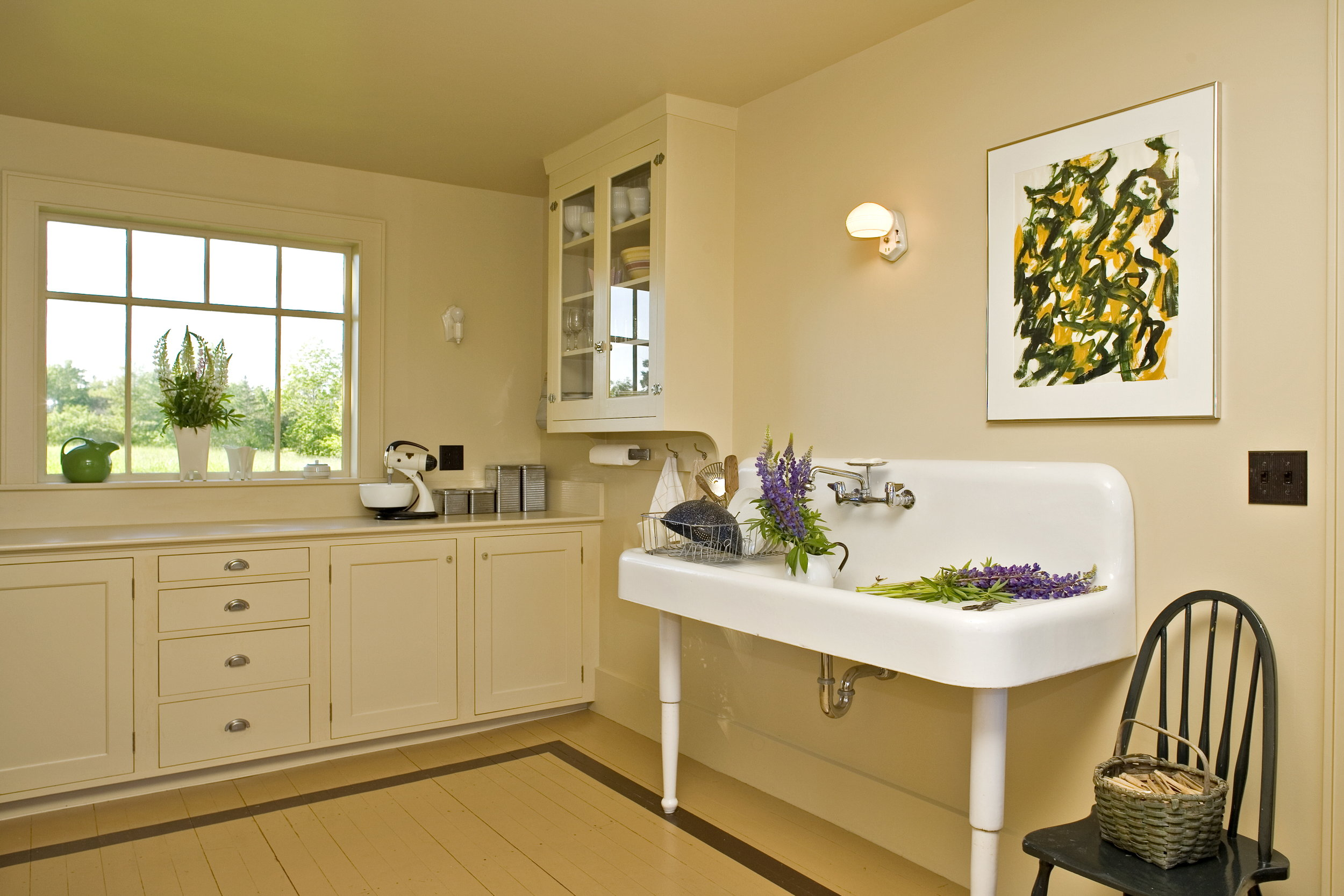 fineartistmade #2 1930s recreated kitchen.jpg