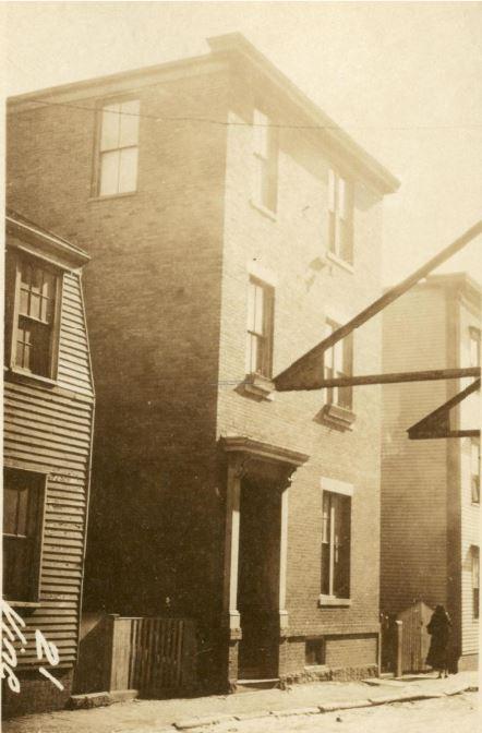 19-21 Vine Street