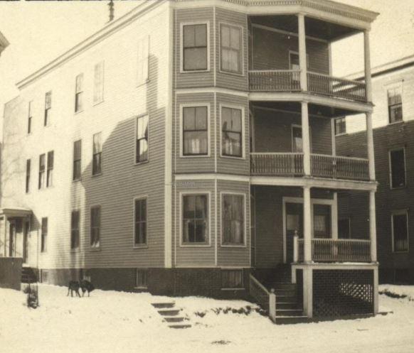 80 Vesper Street in 1924