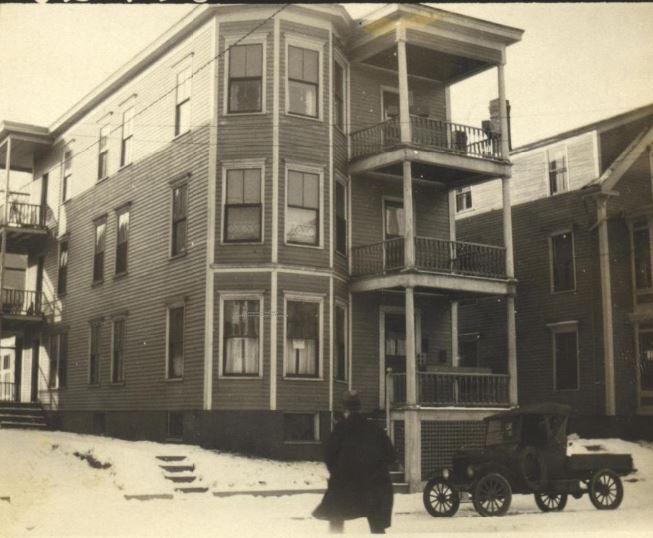 82 Vesper Street in 1924