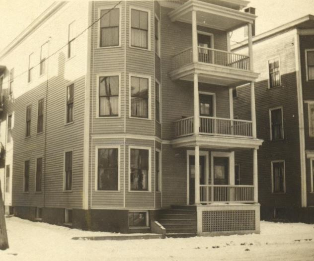 88 Vesper Street in 1924