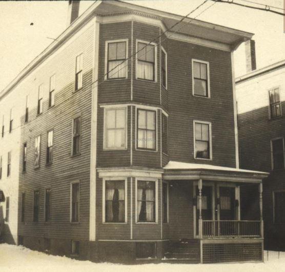 92 Vesper Street in 1924