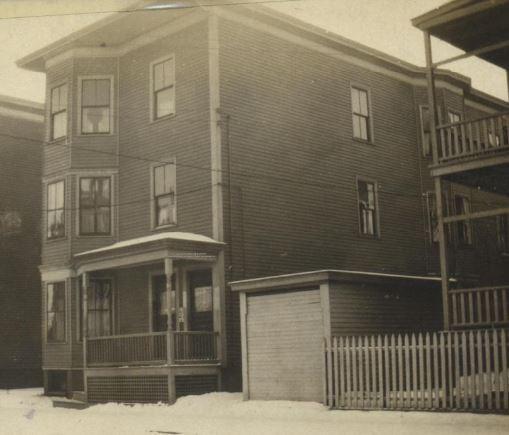 96 Vesper Street in 1924