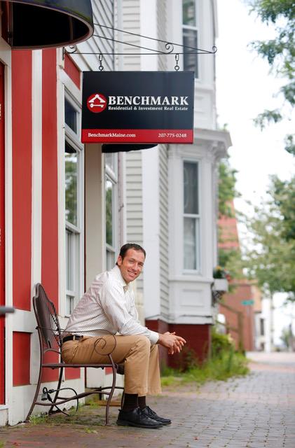 Tom Landy of Benchmark Real Estate and CornerStone Building & Restoration