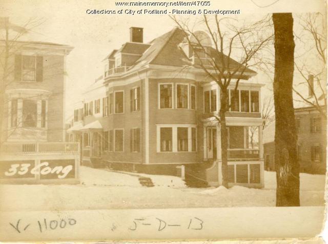 33 Congress Street - 1924