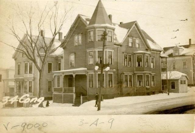 34 Congress Street - 1924