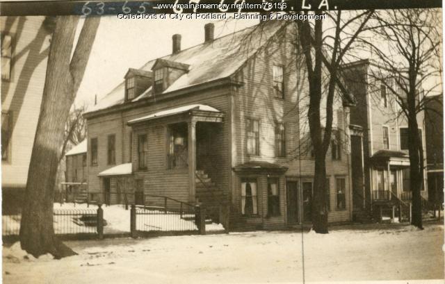 63-69 St. Lawrence Street 1924