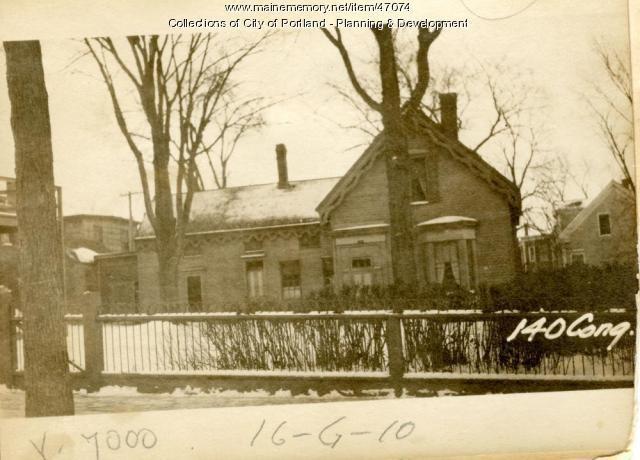 140 Congress Street - 1924