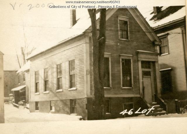46 Lafayette Street 1924