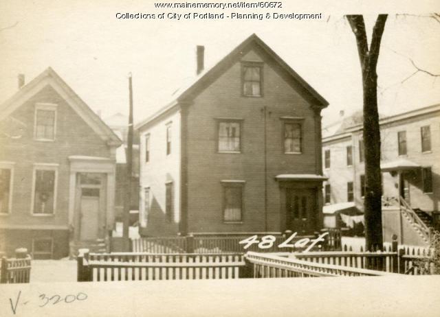 48 Lafayette Street 1924