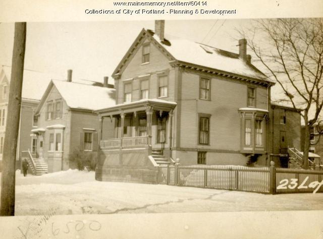 23 Lafayette Street 1924