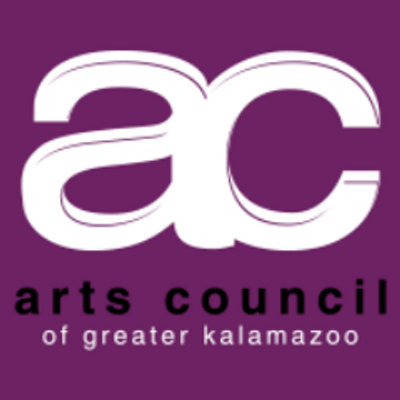 "Arts Council of Greater Kalamazoo has generously supported Troy Ramos's project ""  Connections""  ."