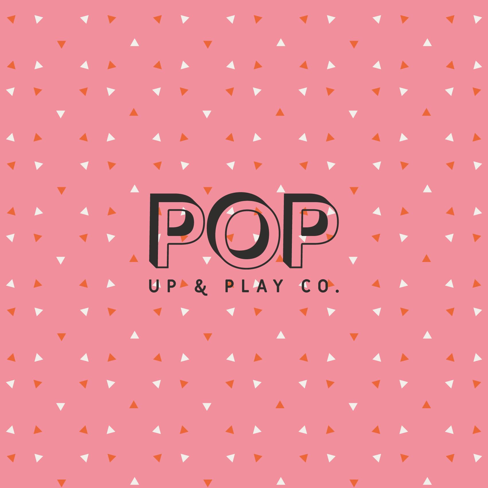 Pop Pink Triangle Pattern Sq@2x.png