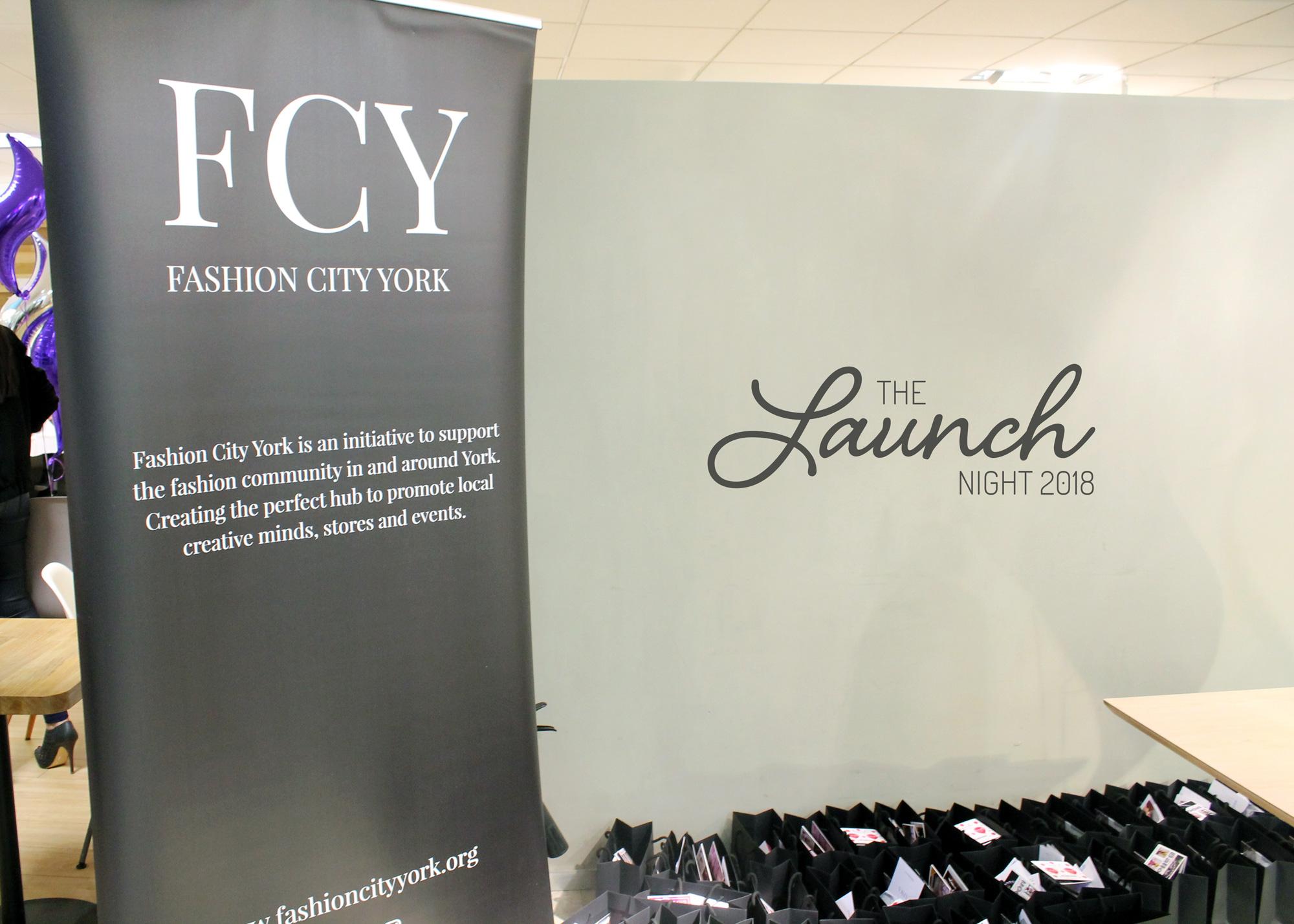Fashion City York 2018