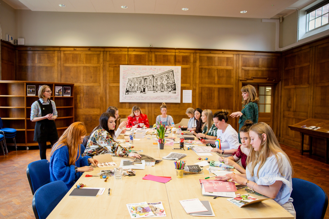 York Fashion Week - Buttercrumble Workshop - Olivia Brabbs Photography