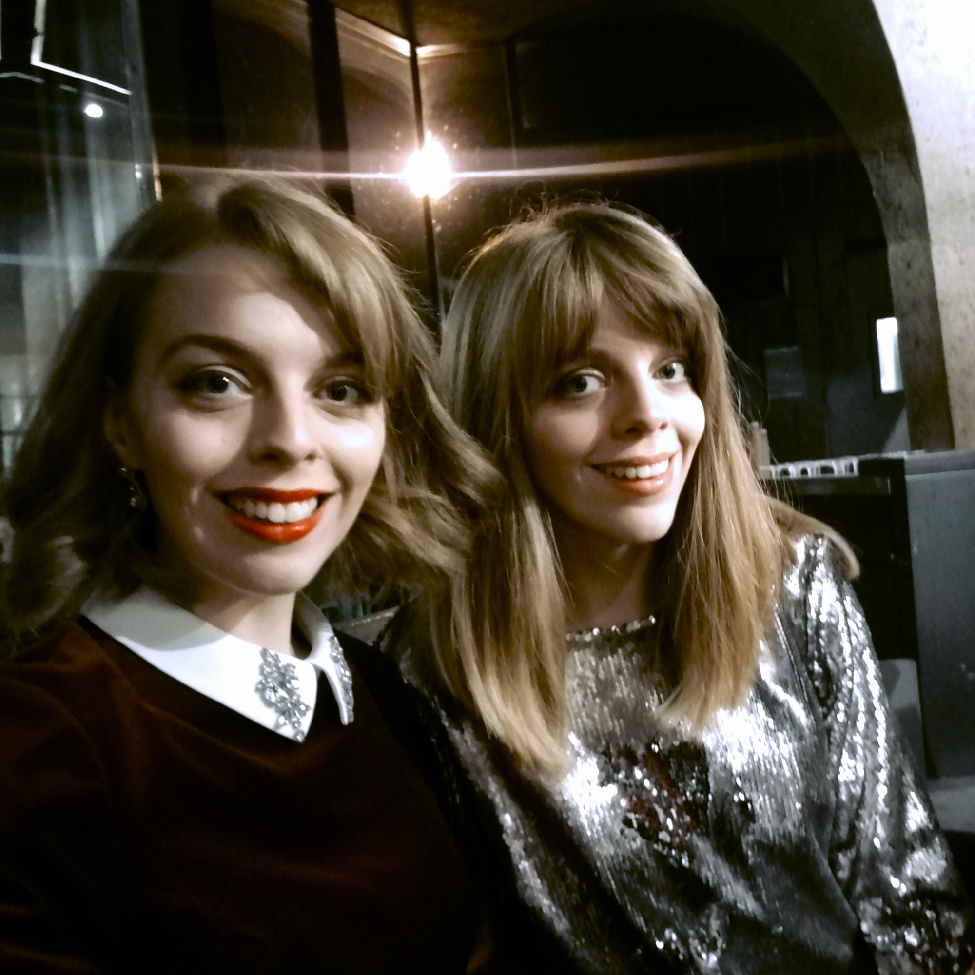Chloe-and-Abigail-Buttercrumble-at-York-Culture-Awards.jpg