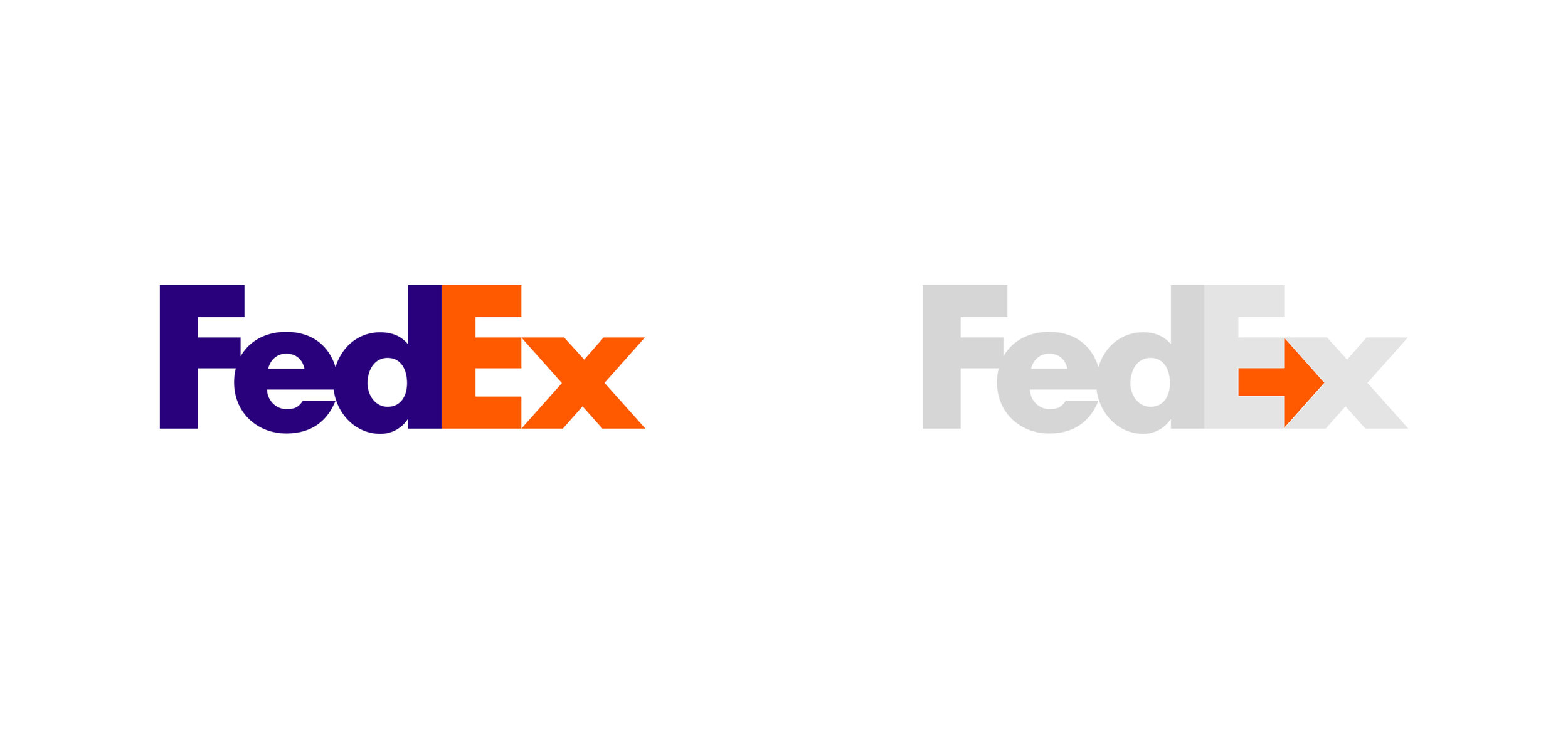 Hidden message in FedEx logo — did you notice it before? FedEx logo by Lindon Leader. Above Image: by Kasia / Buttercrumble