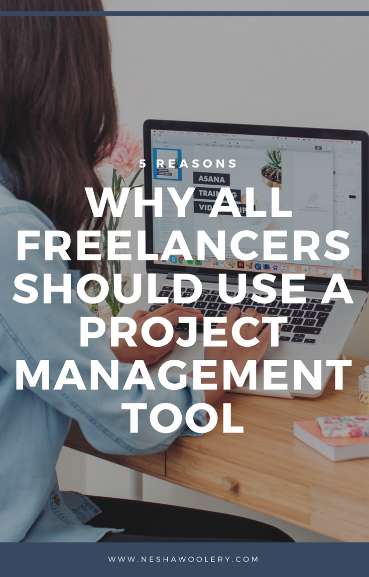 You've probably put off using a project management tool because you don't know what they are or you haven't had time to figure out how to use one. Don't worry, just take 5 minutes of your time to click on this pin and you can get all the best juicy information on Project Management for absolutely free! Luck you. #Freelance, #Streamlining & Automating, #Project Management, #Designers, #Businesses