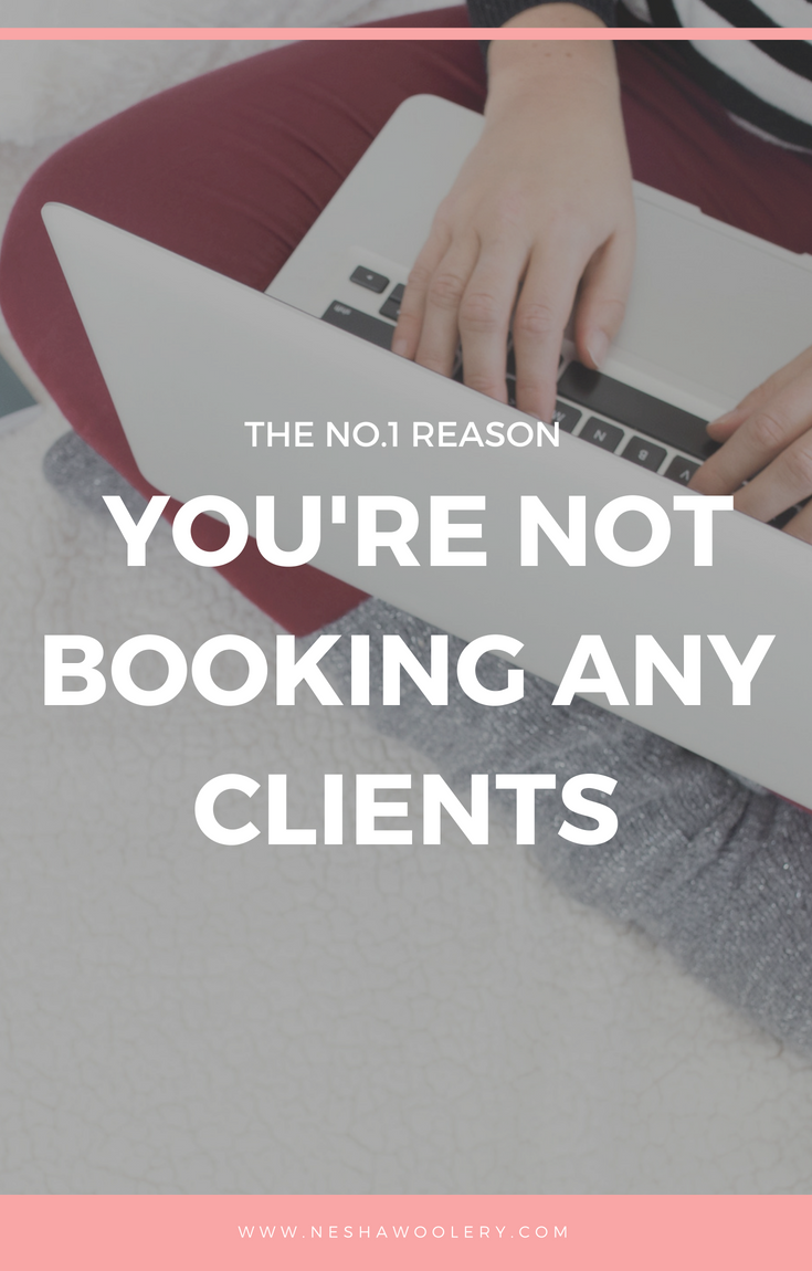 You ever wondered if there's something wrong with your website, services or portfolio. Have you found yourself asking the question 'Is there something I'm doing wrong that's putting off clients??'. Well then look no further! It's simple, you can find the ultimate solution to your problem just by clicking on this pin now and get the answer you've been wanting for absolutely free! #Freelance, #Planning, #Marketing, #Business, #Clients, #Booking