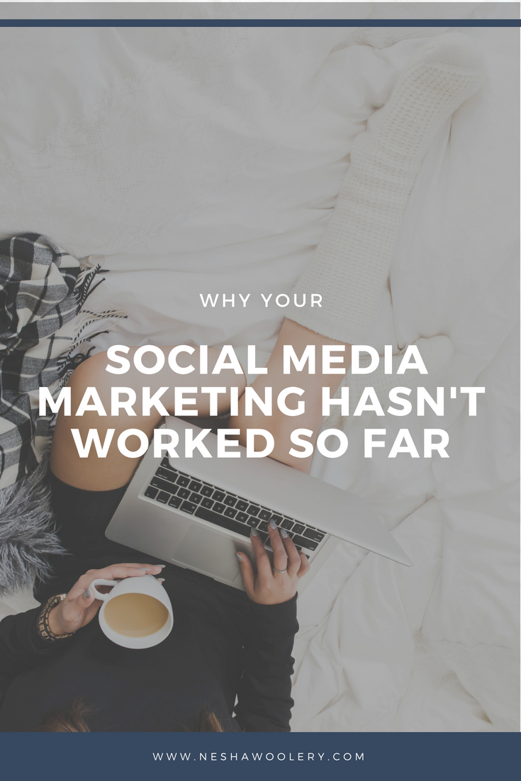 Are you a freelancer? Have you tried promoting your services on social, but haven't had any success? Here's why your social media marketing hasn't worked so far & a FREE social media action plan! #Marketing, #Freelance, #Social Media #Marketing, #Business, #Entrepreneur