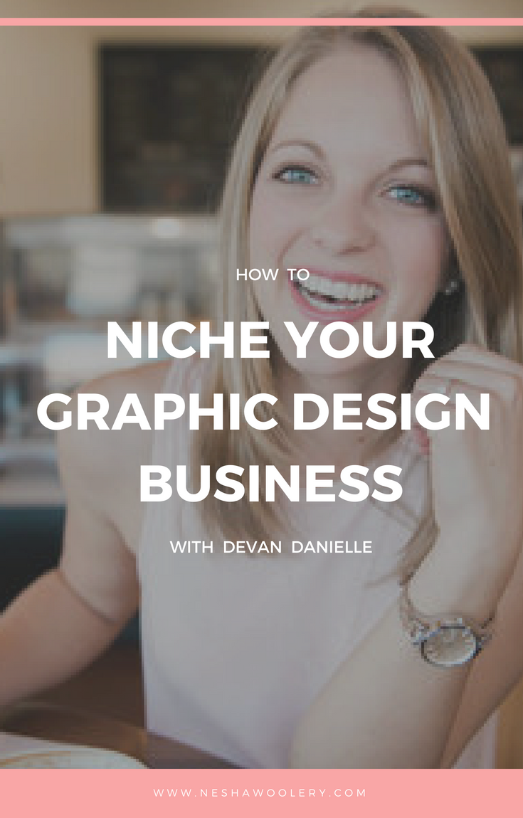 I talk with special guest, Devan Danielle , about how to choose a niche for your design business. Click on this pin for some top quality information that will benefit your business journey now! #Design #Freelance #Guestpost #Masterclass #Graphicdesign